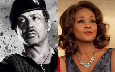BOX-OFFICE US: Stallone remet ça, Whitney revit