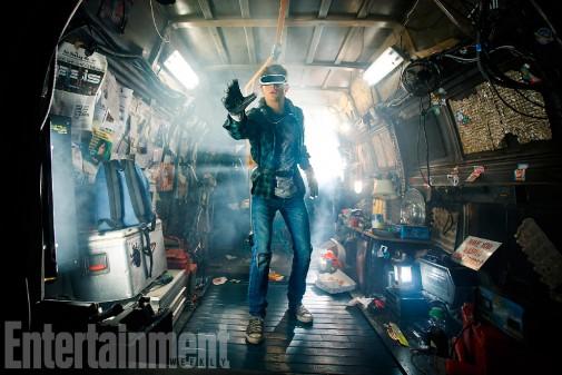 READY PLAYER ONE: 1ere image du nouveau Steven Spielberg