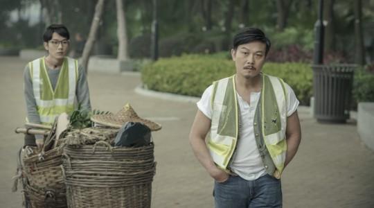 VAMPIRE CLEAN UP DEPARTMENT: 1eres images du film fantastique hongkongais
