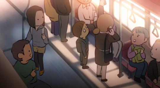 I'LL JUST LIVE IN BANDO: gros plan sur un film d'animation coréen