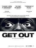 """BOX-OFFICE FRANCE: """"Get Out"""" brille aux 1eres séances parisiennes"""