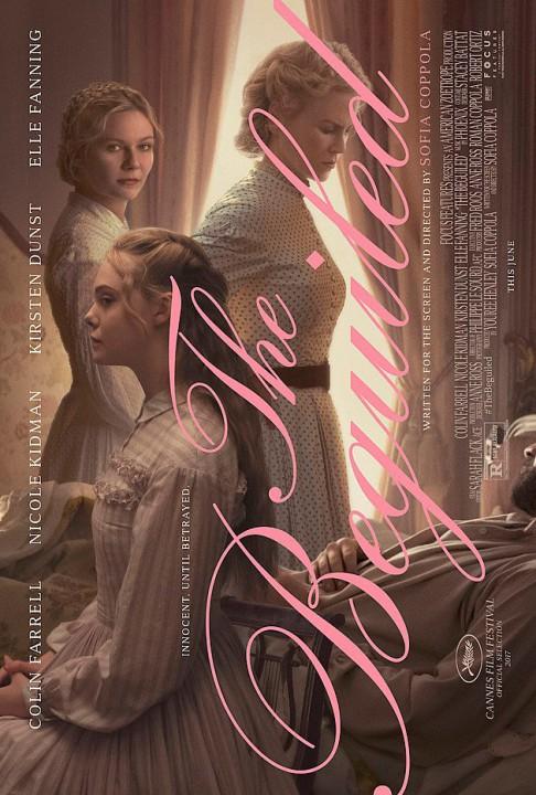 LES PROIES: une belle affiche pour le Sofia Coppola en compétition à Cannes