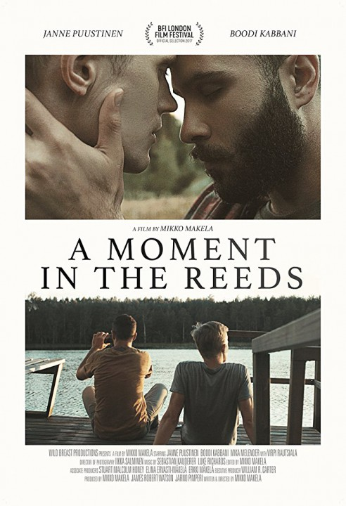 A MOMENT IN THE REEDS: 1res images d'une romance gay venue de Finlande