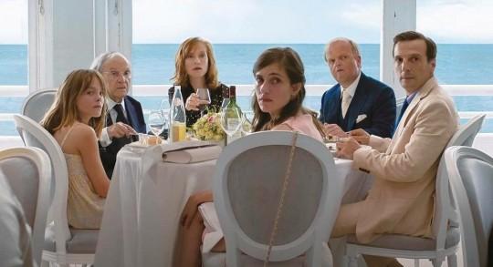HAPPY END: une affiche intrigante pour le nouveau Haneke en compétition à Cannes