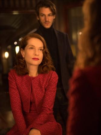 EVA: 1res images du film avec Isabelle Huppert en compétition à la Berlinale