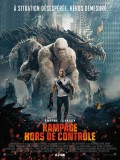 "BOX-OFFICE US: Dwayne Johnson et ""Rampage"" en demi-teinte"