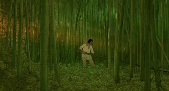 LA TORTUE ROUGE: nouvelles images du film d'animation coproduit par Ghibli