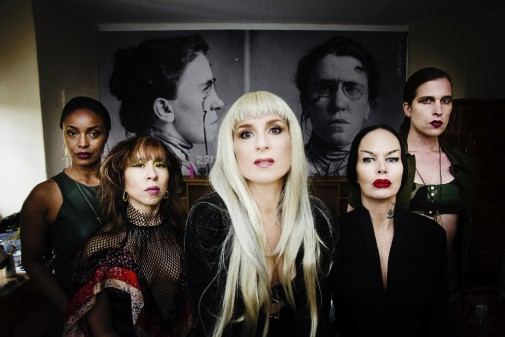THE MISANDRISTS: premières images du nouveau film punk de Bruce LaBruce